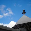 Trullo in Alberobello by Rebecca Dru