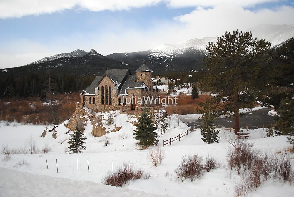 Winter Scene by JuliaWright