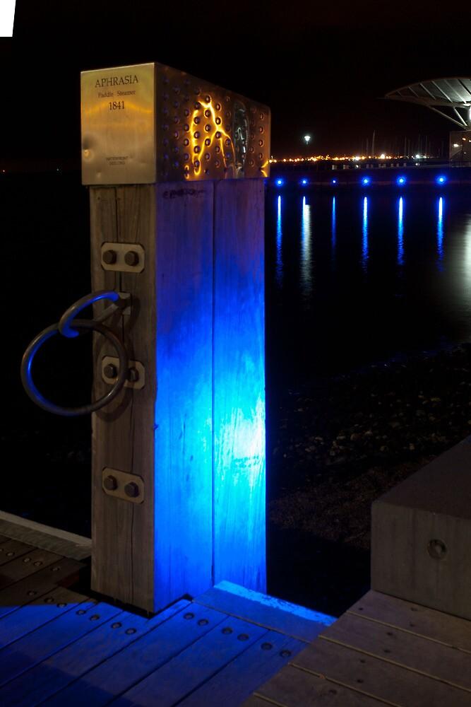 Geelong Waterfront by John Sharp