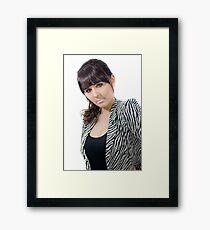 R 2.0 Framed Print
