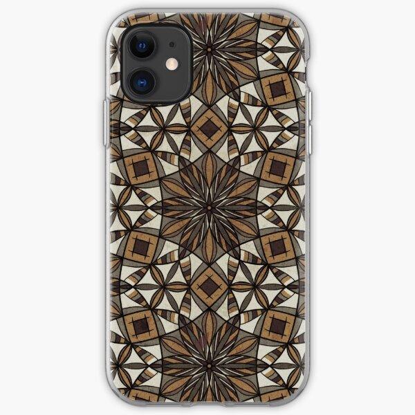 №5 Pattern iPhone Soft Case