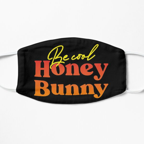 Be Cool Honey Bunny Mask