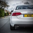 Audi A4 Rear by AndrewBerry