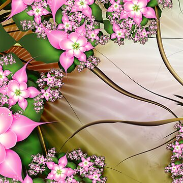 Apple Blossom Season by screenexa