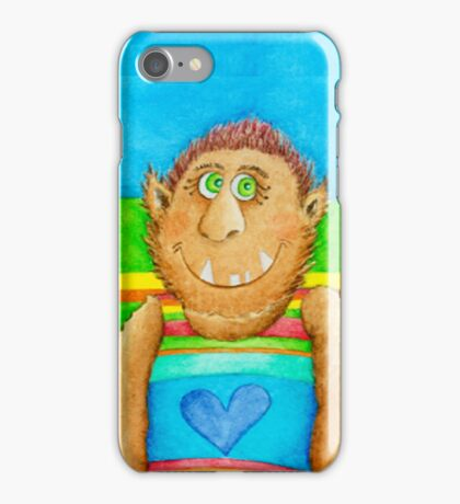 Sir Monster iPhone Case/Skin