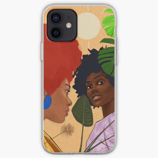 Garden of the Mind iPhone Soft Case