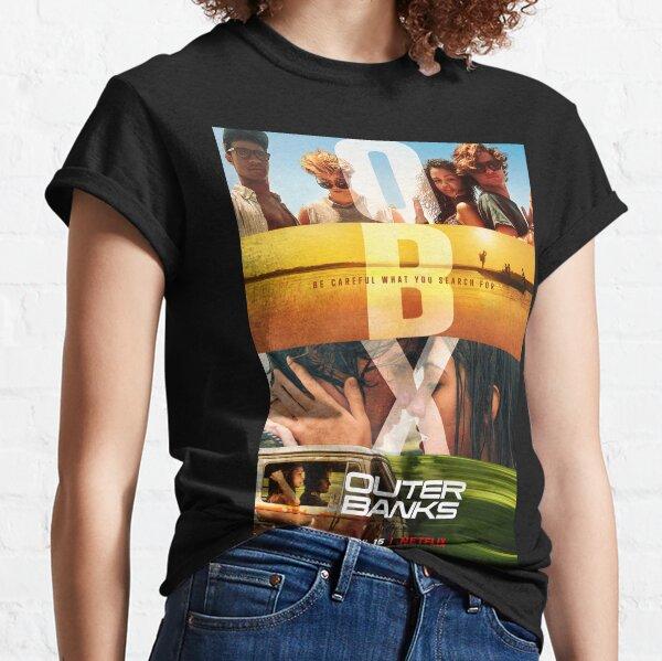dans toute sa splendeur OBX. Il contient tous vos personnages préférés: John B T-shirt classique