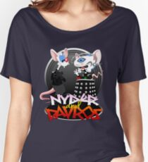 Nyder & Davros Women's Relaxed Fit T-Shirt