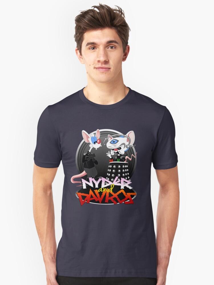 Nyder & Davros by trekspanner