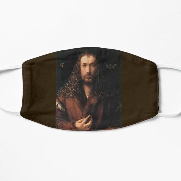 DURER. Albrecht Dürer, Self portrait, Art, Artist, Painter. Flat Mask