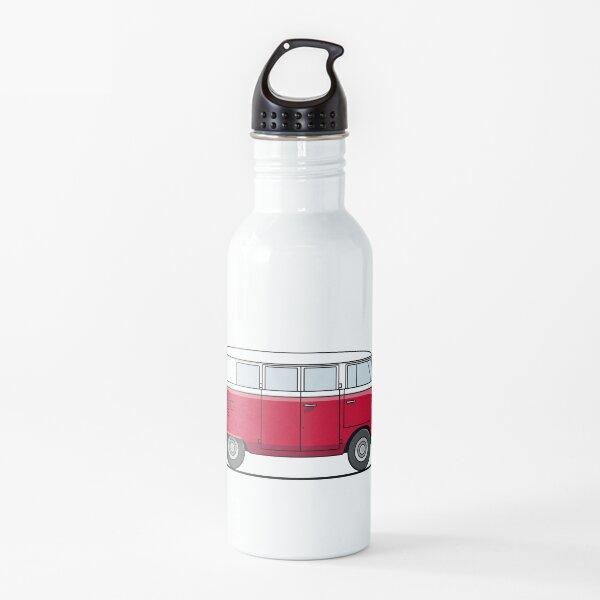 Camper T1 - Red Water Bottle
