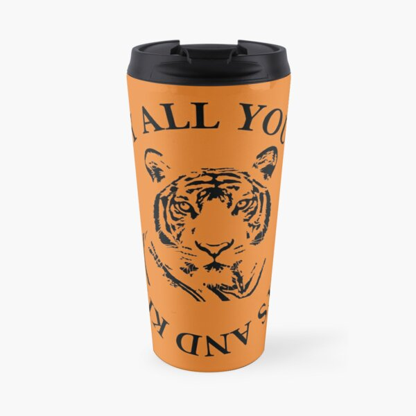 Hey all you cool cats and kittens 1 Travel Mug