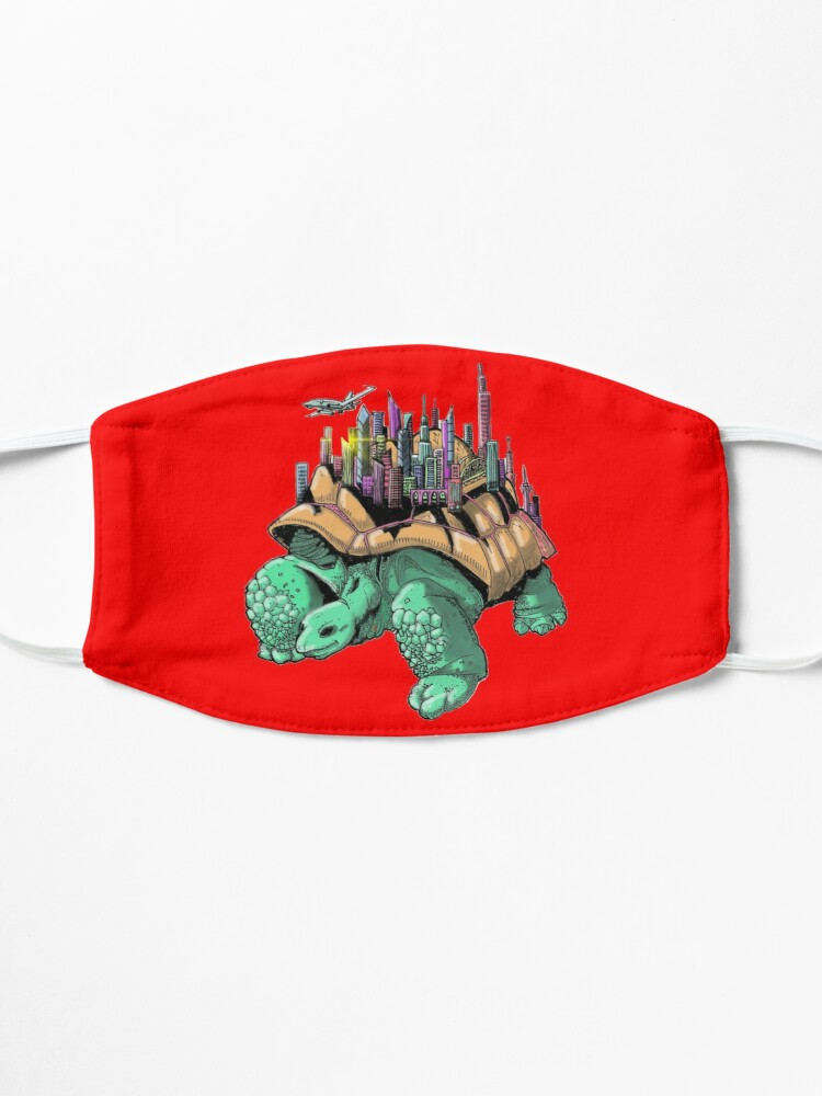 Alternate view of Slow City Mask