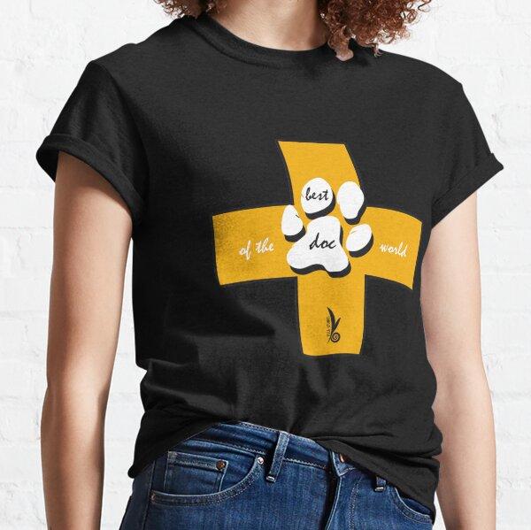 Best doc/dog of the world! Fabelhaftes Design von VILLA-KPUNKT. Classic T-Shirt