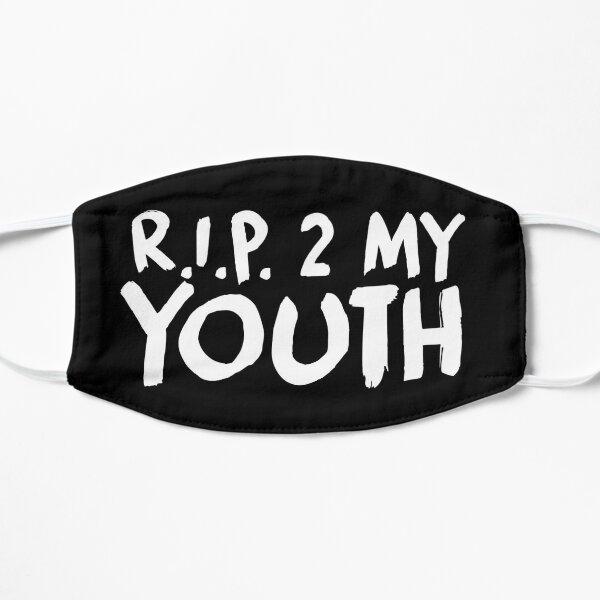 RIP 2 My Youth Mascarilla plana