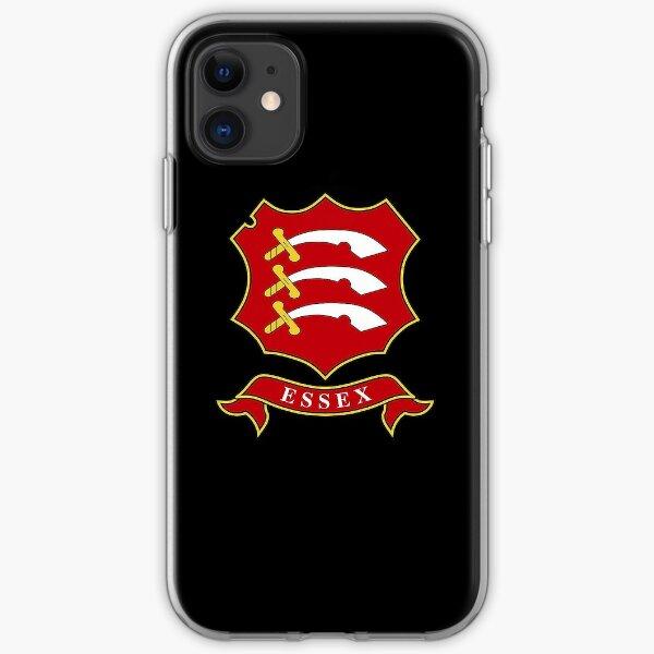 Essex Merch in Black iPhone Soft Case