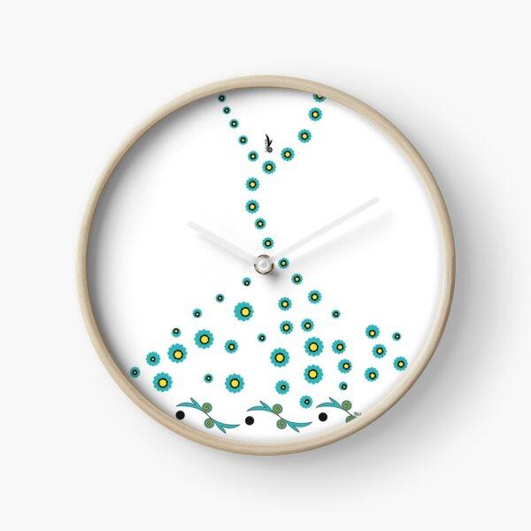 Flowers! Fabelhaftes Design von VILLA-KPUNKT. Uhr