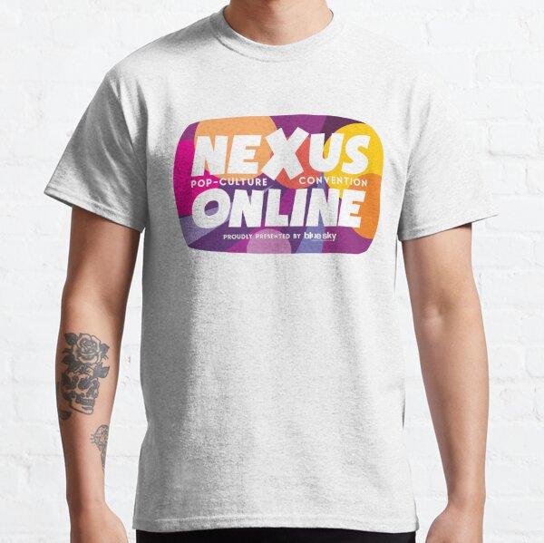 Nexus Online Logo Bubble - Colour Classic T-Shirt
