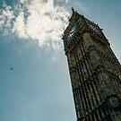 Big Ben by Joel Gibson