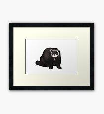 Fur Baby Framed Print