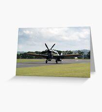 Supermarine Spitfire MKV Greeting Card