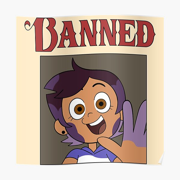 Banned poster Poster