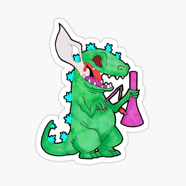 Repterrl Sticker