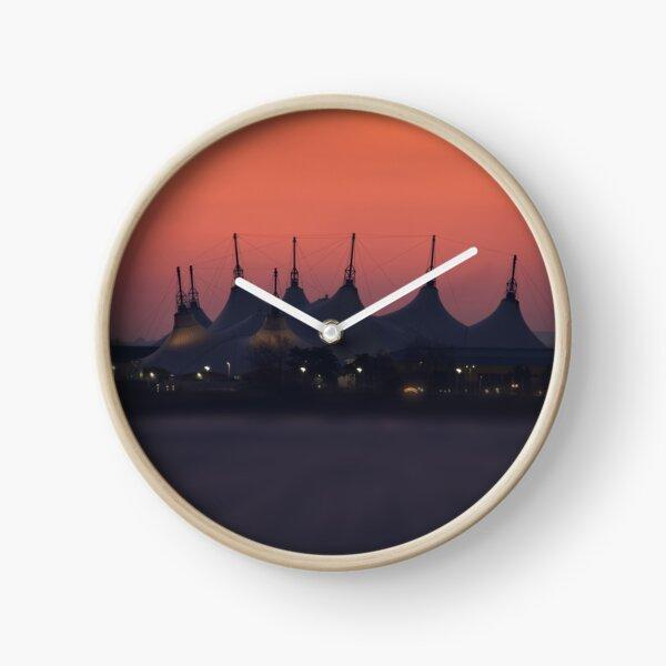 Butlins Minehead Sunrise Clock