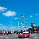 The Mini London Eye by Joel Gibson