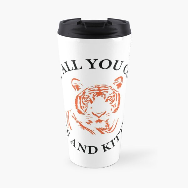 Hey all you cool cats and kittens 2 Travel Mug