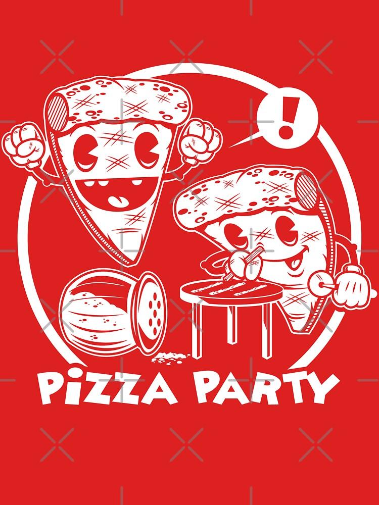 Pizza Party | Unisex T-Shirt