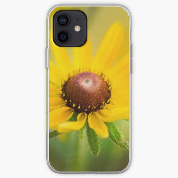 Brown Eyed Beauty iPhone Soft Case