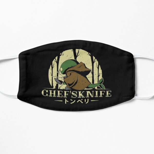 Chef's Knife Flat Mask