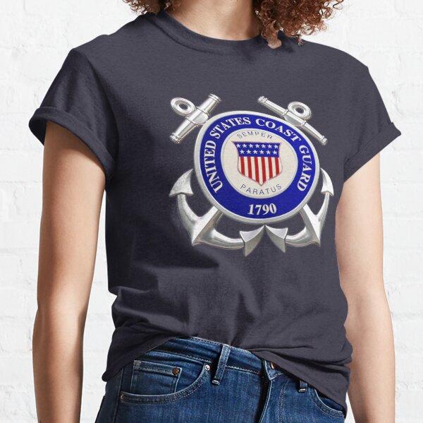 US Coast Guard Classic T-Shirt