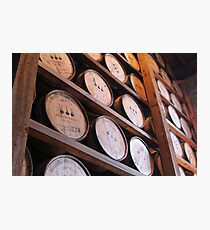 Barrels of Fun Photographic Print