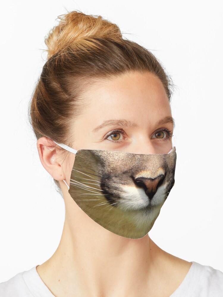 masque bouche nez puma