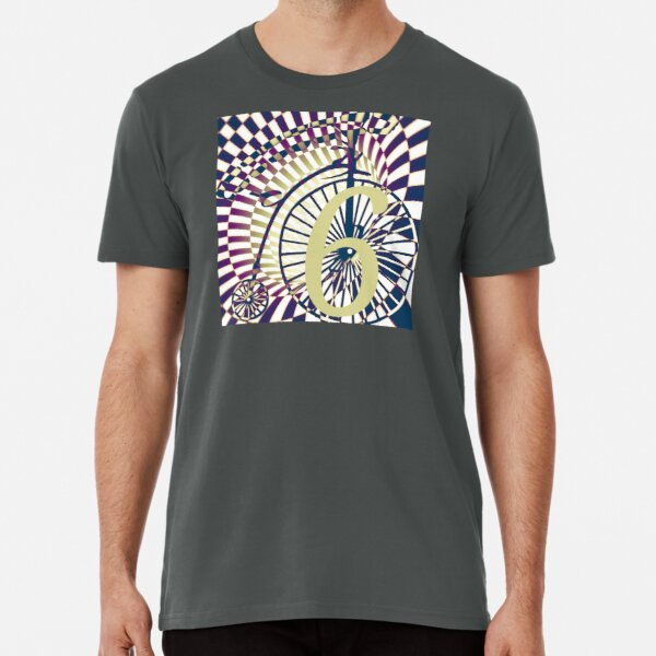 6 The Prisoner Premium T-Shirt