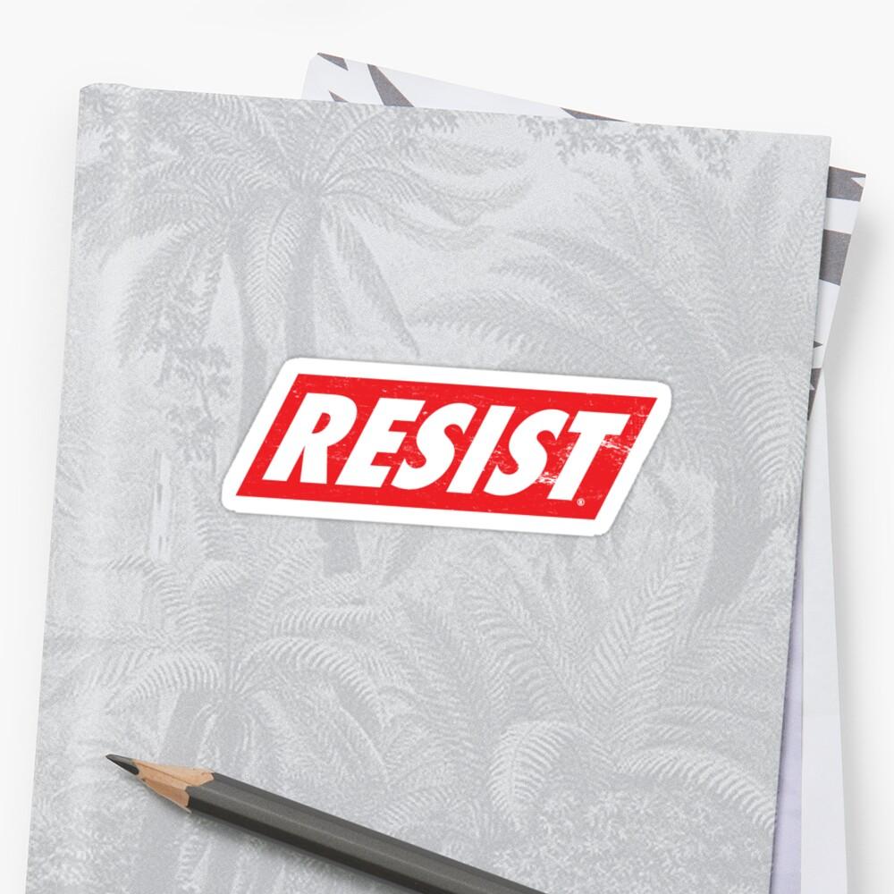 Resist 2 by superiorgraphix