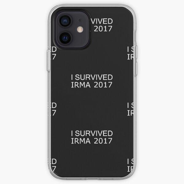 I Survived Irma 2017 Men's Women's iPhone Soft Case