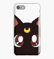 Your Trusty Sidekick, Luna. iPhone Case/Skin