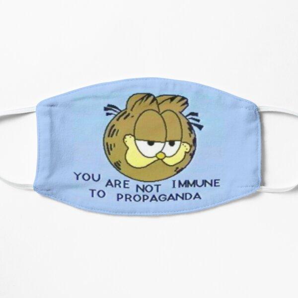 Vous n'êtes pas immunisé Masque sans plis