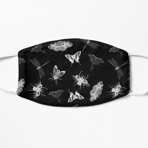 Entomologist Nightmares Flat Mask