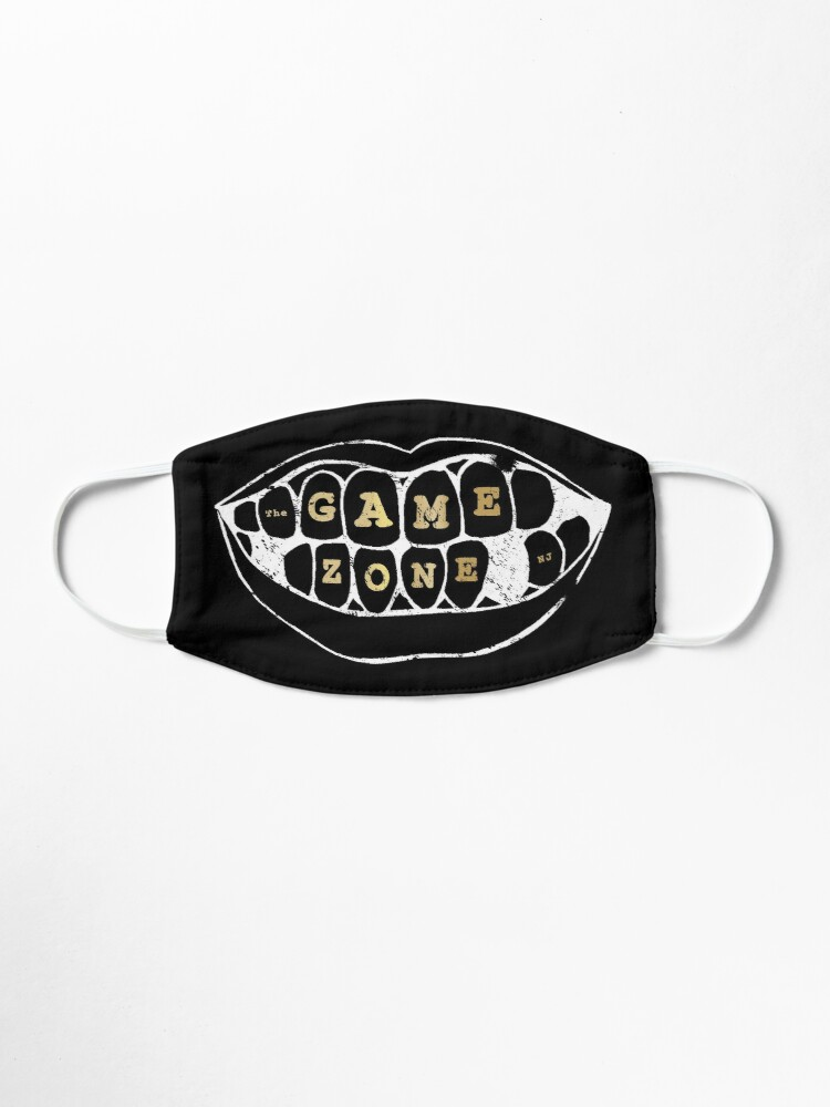 Alternate view of Game Zone Grill Mask