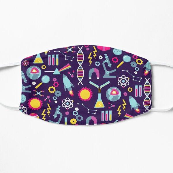 Science Studies Flat Mask