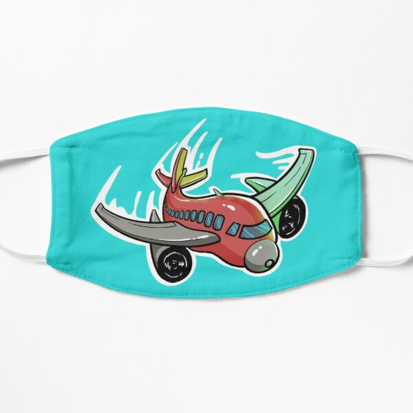 Crazy Plane Mask
