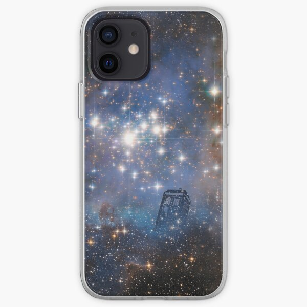 Adventures in Time and Space iPhone Soft Case