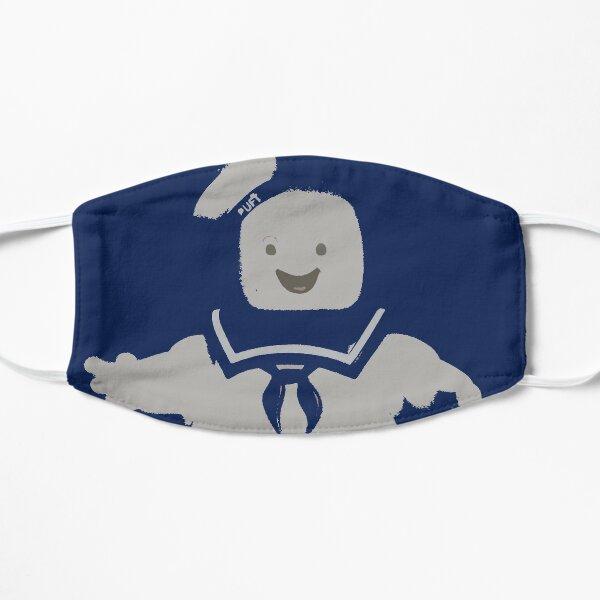 Mr. Stay Puft Marshmallow Man Flat Mask