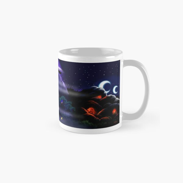Elfquest World of Two Moons Diorama Classic Mug