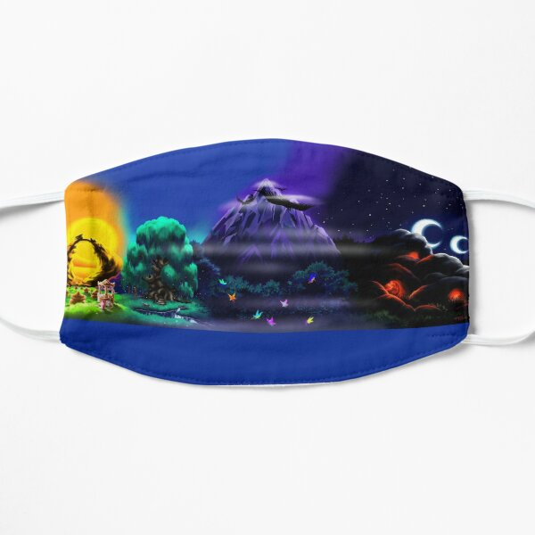 Elfquest World of Two Moons Diorama Flat Mask