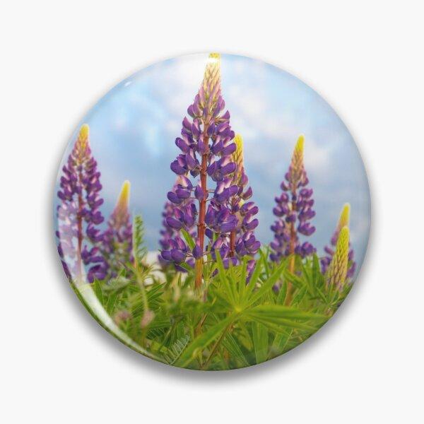 Lupine Glory Pin
